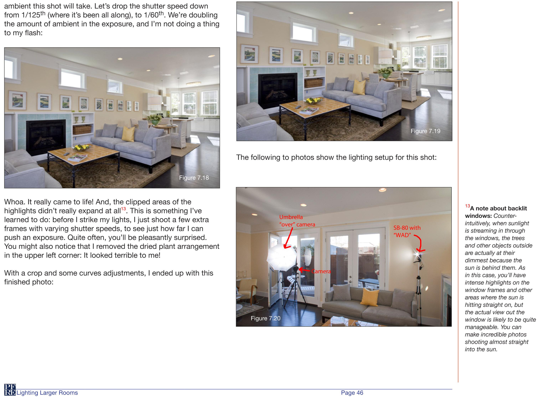 Lighting interiors architectural photographer scott hargis for Interior photography lighting setup