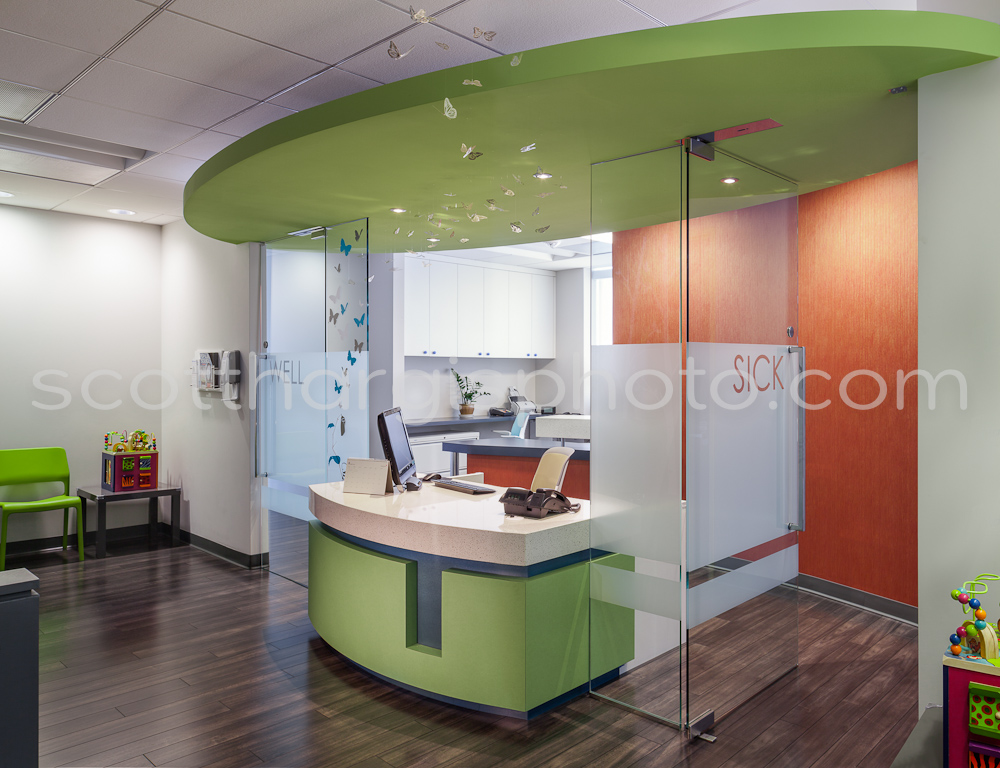 dental office design colors with Pediatric Office By Martinkovic Milford on Lobby Chairs Waiting Room in addition Dental Office Wallpaper further Efficient Office Layout Of Dental Office Interior Design in addition Reception Design as well 76058 intersect 1.