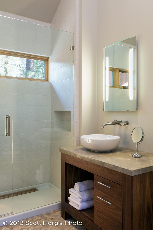 Knotty Pine Bathroom Vanity Obsidiansmaze